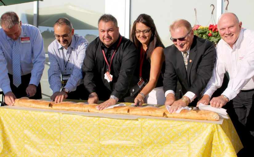 Tremblett's Your Independent Grocer held a grand re-opening